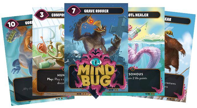 Mindbug Cards Overview