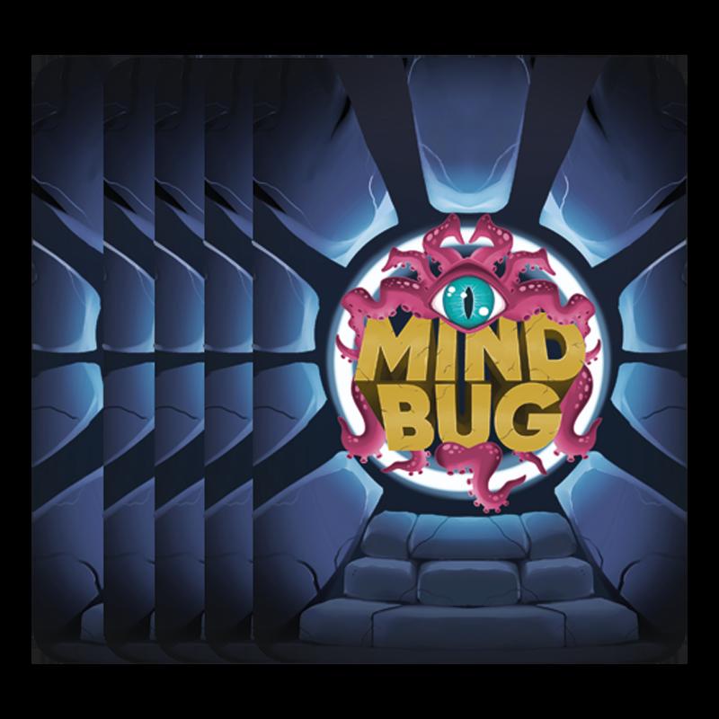Mindback shuffle Deck